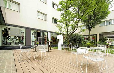 2 IBIS MILANO CENTRO garden